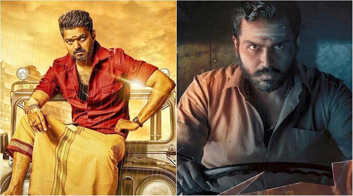 Image result for kaithi and bigil