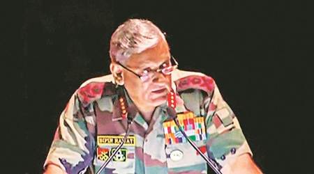 Army chief general Bipin Rawat, Bipin rawat on Gilgit Baltistan, Pakistan occupied kashmir rawat, bipin rawt on pok, india news