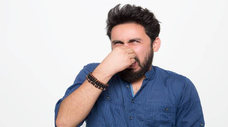 body odour, reasons for body odour, indian express, indian express news