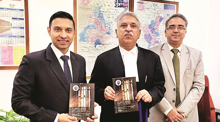 Research book on family members of prisoners launched