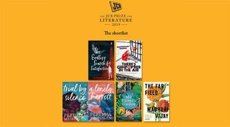 2019 JCB Prize for Literature, shortlist, Indian Express, Indian Express news