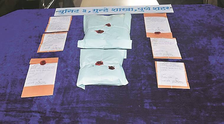 Mumbai couple arrested 'with 1.5 kg brown sugar'