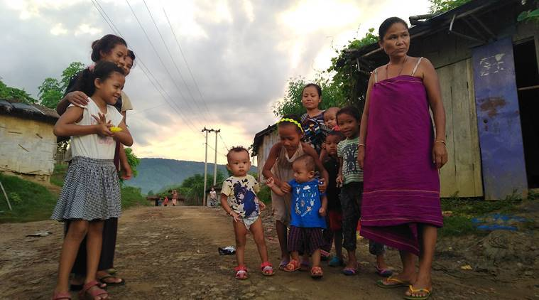 bru refugees, bru refugees in tripura, mizoram bru refugees, Bru refugees tripura government, northeast news, tripura news, indian express