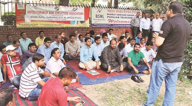 Financial crisis: Salaries delayed, BSNL employees stare at uncertain future