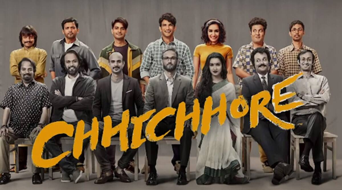 Chhichhore box office collection: Sushant-Shraddha film crosses Rs 150  crore | Entertainment News,The Indian Express