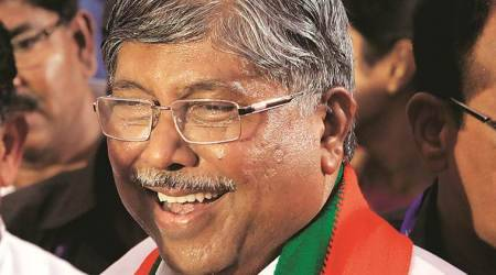Maharashtra polls: 'Contesting from Kothrud not my choice, decided by party', says Chandrakant Patil