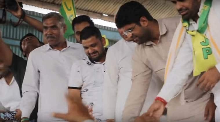 haryana elections, Dushyant Chautala, Dushyant Chautala interview, Dushyant Chautala on bjp, jjp vs bjp