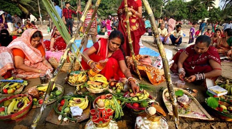 Chhath puja 2019 puja vidhi muhurat timings samagri mantra rituals procedure