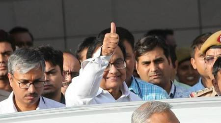 P Chidambaram granted bail, Congress on P chidambaram bail, SC decision on P Chidambaram, Shashi tharoor on chidambaram, Karti chidambaram, Indian express