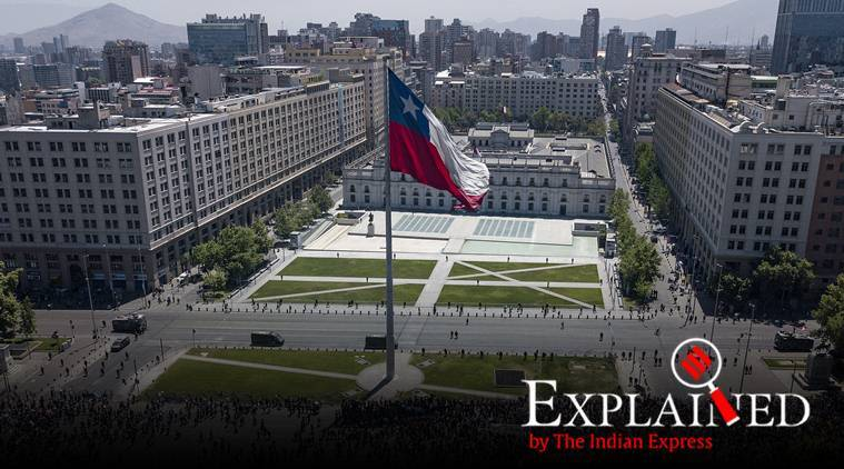 Chile Cancels APEC Summit Where Trump Was To Meet with Xi