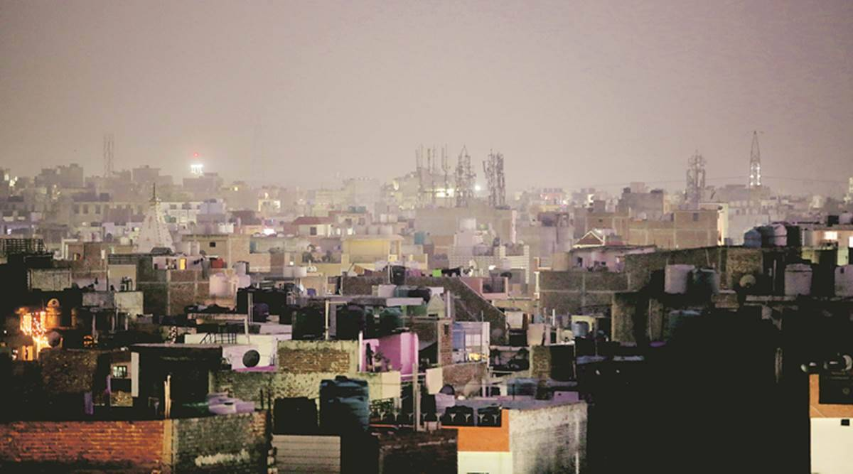 Excluded from regularisation plan: Homes on Yamuna O-Zone, ASI land