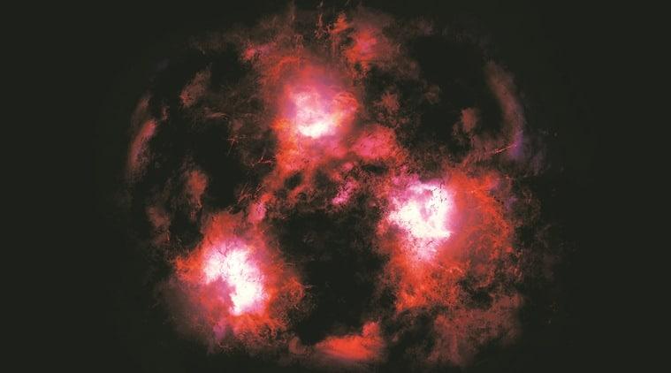 Cosmic Yeti