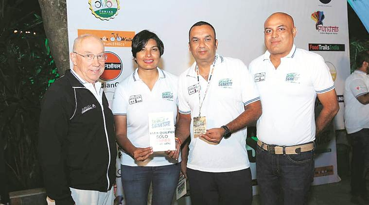 Chandigarh: Mishra emerges as fastest finisher in RAAM qualifier Shivalik Signature