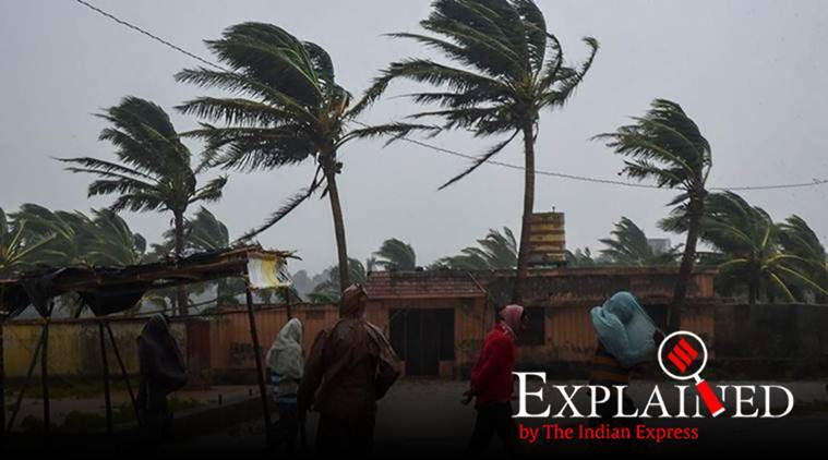 Why Cyclone Kyarr is unlikely to hit India's west coast