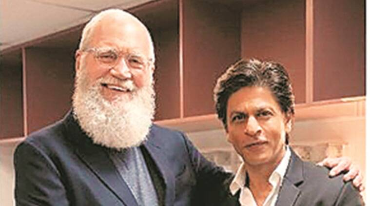 Shah Rukh Khan reveals son AbRam's reaction to his David Letterman interview