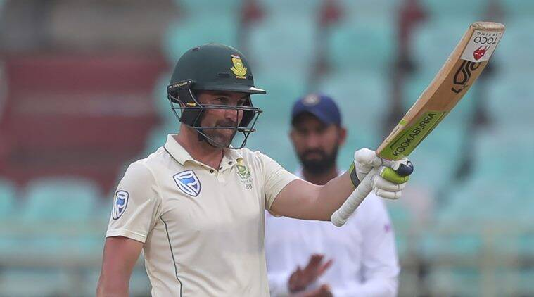 Dean Elgar shows interest in becoming South Africa's Test captain