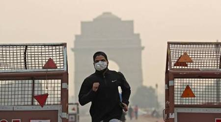 weather updates, weather news latest updates, rainfall in south india, cyclone kyarr, air pollution after Diwali, air quality after Diwali, indian express