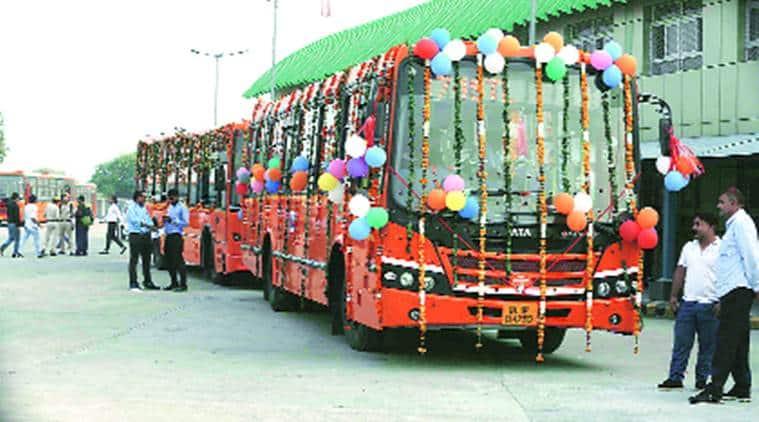 free bus rides for delhi women, delhi women to get free bus rides, delhi transportation, Kailash Gahlot, delhi city news