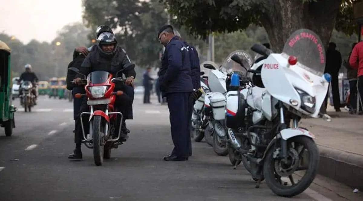 Delhi Traffic Police: CCTV footage for violations, not street crime