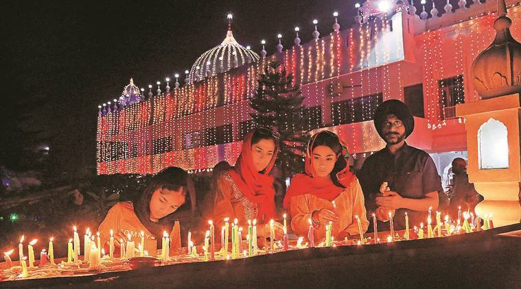 Forty four hurt during celebrations in Mohali