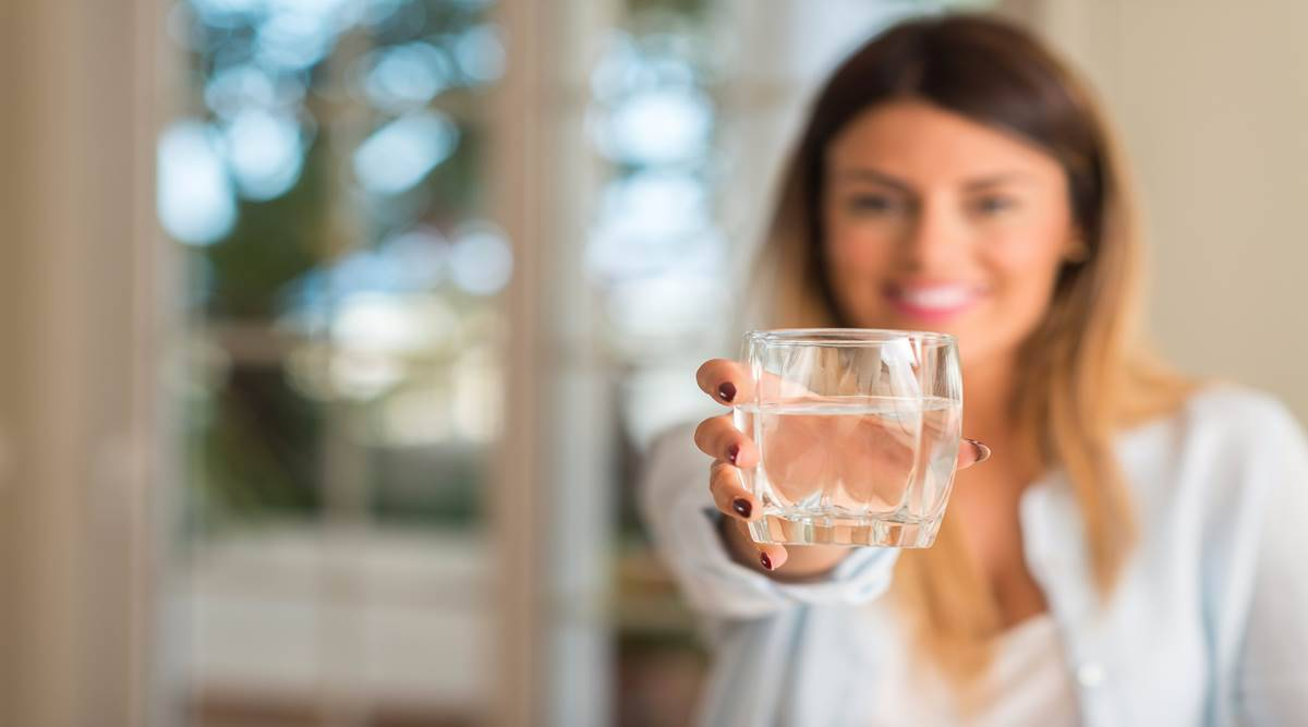 Here's why you should be drinking water first thing in the morning | Lifestyle News,The Indian Express
