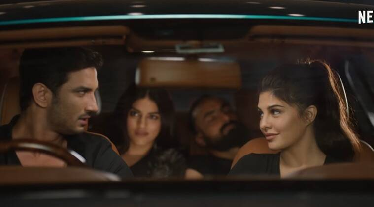 Drive trailer: Sushant Singh Rajput and Jacqueline Fernandez pull off a heist
