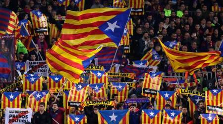 La Liga considers virtual crowds before June 11 restart