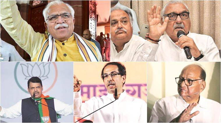 Image result for haryana elections results 2019