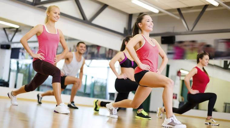 exercise, causes of menopause, menopause symptoms, indian express
