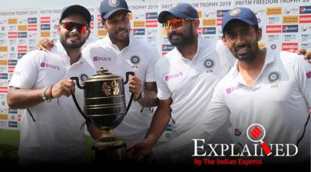 Explained: What does the series win against South Africa mean for India in the World Test Championship?