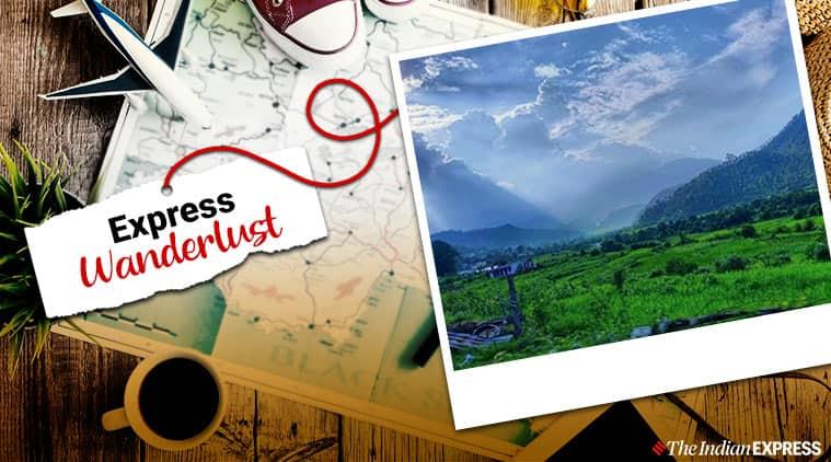 weekend travel, Kausani, Uttarakhand, Express Wanderlust, Indian Express, Indian Express news