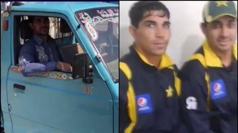 Video of Pakistani cricketer-turned-driver goes viral; cricketers react