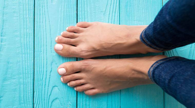 feet, smelly feet, body odour, reasons for body odour, indian express, indian express news