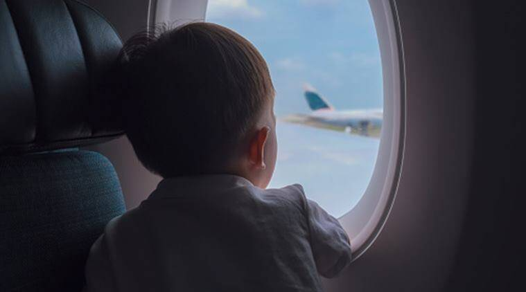 flight travel with toddlers