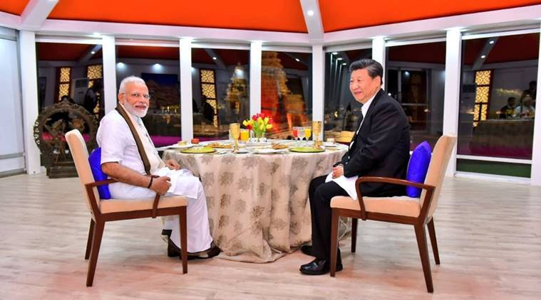 Modi, Xi summit: In Mahabalipuram, a traditional South Indian spread for dinner — see menu
