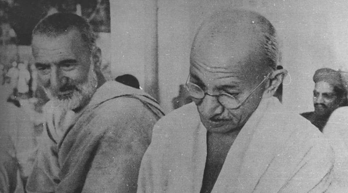 Frontier Gandhi, freedom fighter Khan Abdul Ghaffar Khan, freedom fighter, Indian Express, Imitiaz Ahmad Sahibzad, Roli Books