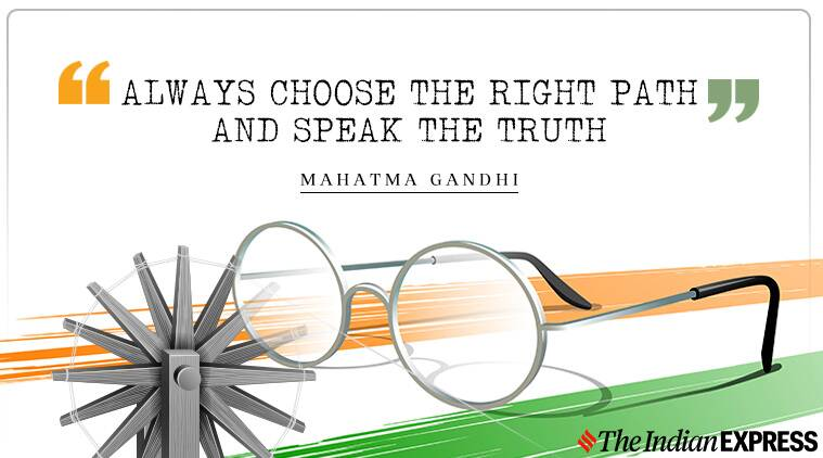 Happy gandhi jayanti 2019 wishes images quotes status messages wallpapers photos pics and greetings