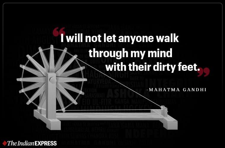 Gandhi 150, Mahatma Gandhi, Gandhi Jayanti, Indian Express, Indian Express news