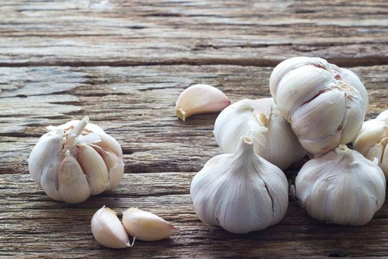 blood pressure, food to maintain blood pressure, garlic for blood pressure, indian express