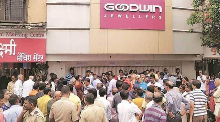 Goodwin Jewellers, Goodwin Jewellers shut, FIR against Goodwin Jewellers, Mumbai news, PMC bank scam, indian express