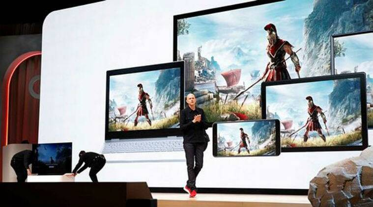 Google stadia launching on november 19 price games and how it works