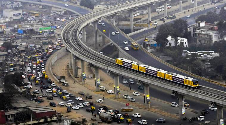 'Hyped data, favours to builders marked Gurgaon Rapid Metro'