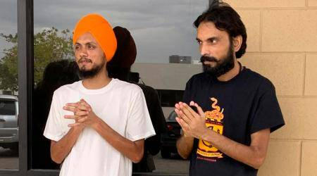 Second Indian hunger-striker released from US immigration custody