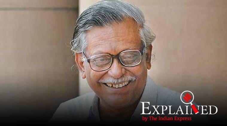 Gurudas Dasgupta, Gurudas Dasgupta death, Gurudas Dasgupta dies, Gurudas Dasgupta CPI, CPI leader Gurudas Dasgupta, Express Explained, Indian Express