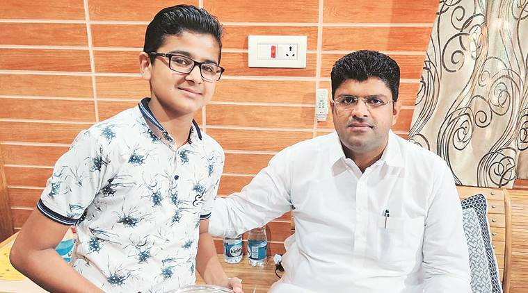 Haryana elections: 14-year-old 'reporter' in spotlight this poll season