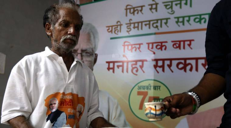 BJP works its might to halt Bhupinder Singh Hooda run, targets his citadel — Rohtak