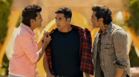 Housefull 4 box office collection day 3