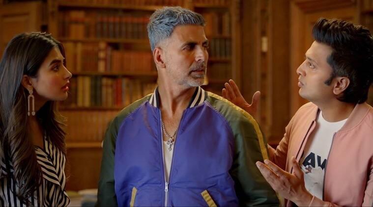 Housefull 4 box office collection Day 1