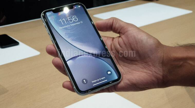 Apple iPhone XR, iPhone XR, iPhone XR make in India, iPhone XR made in India, iPhone XR manufacturing in India