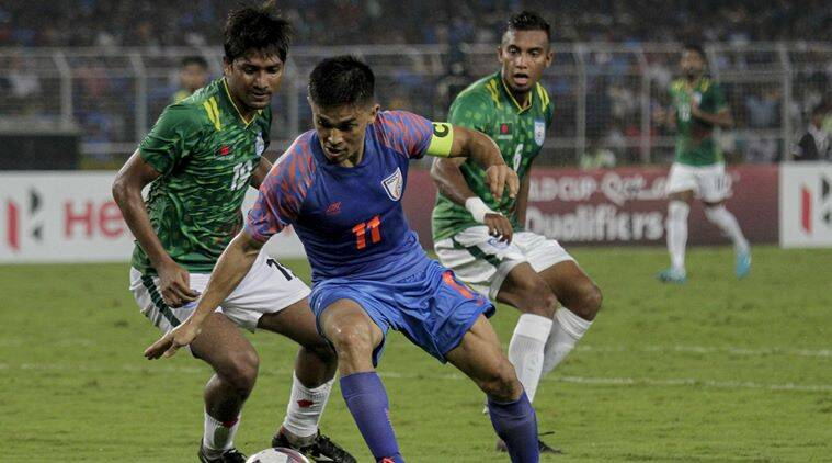 Slow at the back, conceded a silly goal: 'India really weren't a threat against Bangladesh'